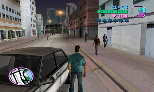 Download Free GTA Vice City Game for PC