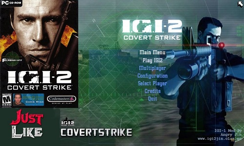 IGI 2 Convert Strike game