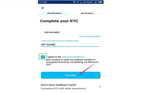 how to paytm KYC in hindi