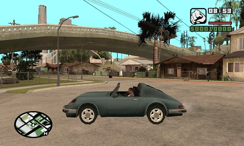 gta sa car download free