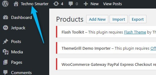 how to create products in WooCoomerce-7-technosmarter