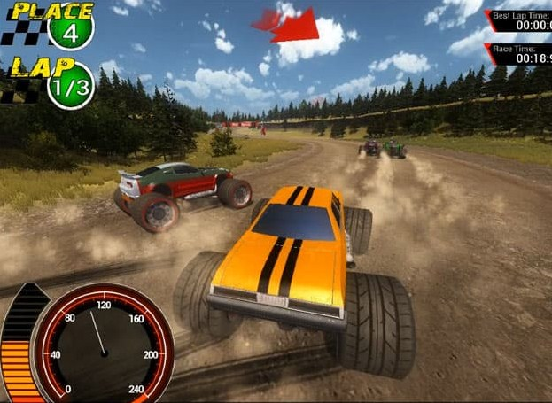 Off-Road Super Racing free pc game