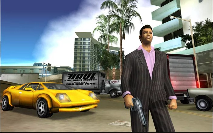 Vice City free pc game