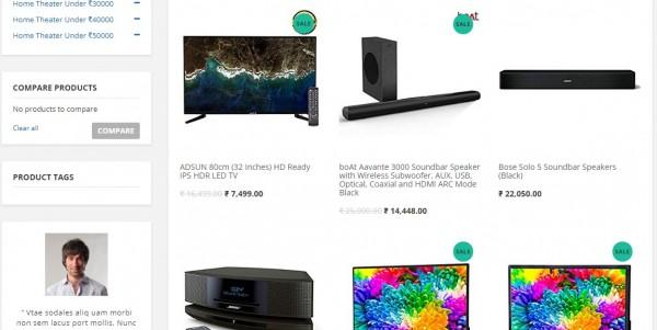 Flipmart ecommerce WordPress theme  - add new products usin Woozone plugin