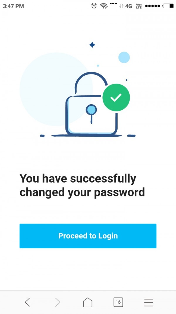 Paytm account password change successfully | get paytm forgot account password