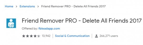 Friend Remover PRO - Delete All Friends