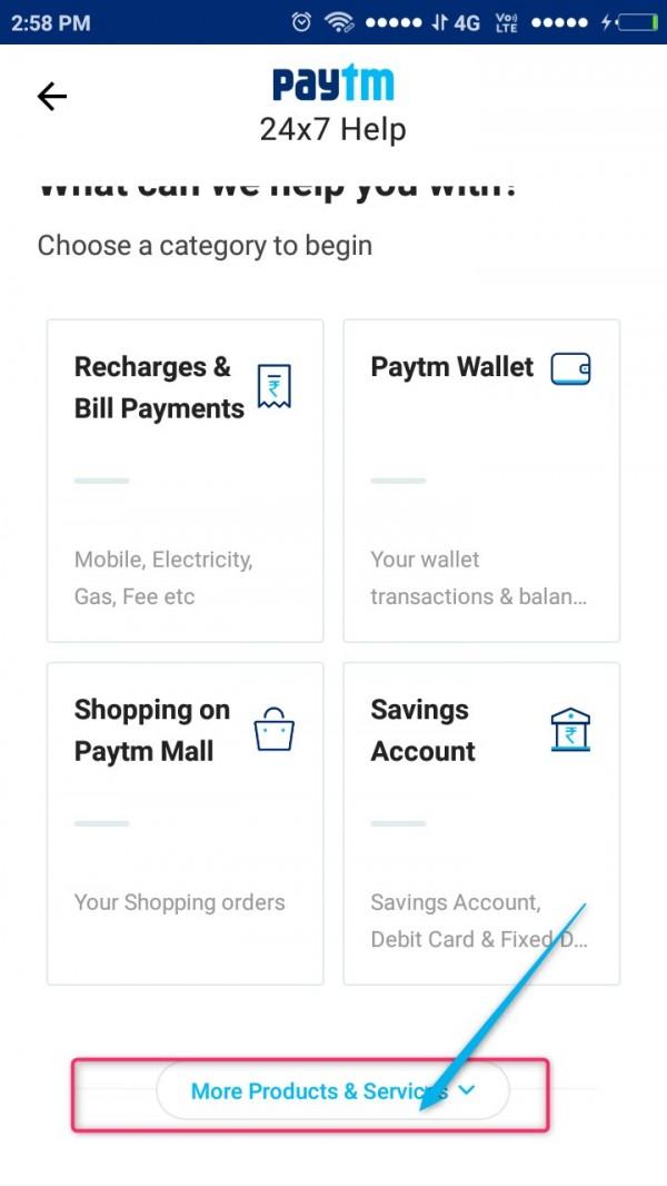 paytm mobile number change