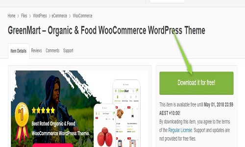 How To Download Free Wordpress Themes Of Themeforest Website Free Templates