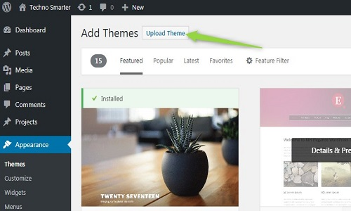 how to install divi theme in wordpress